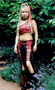Meryl Cassie Ebony Look Into The Past Tribeworld