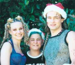 Amber Bray KC Christmas Tribe