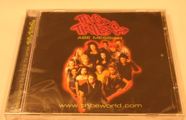 Abe Messiah Tribe original CD front