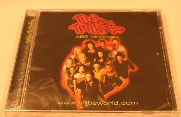 Abe Messiah Tribe original CD front