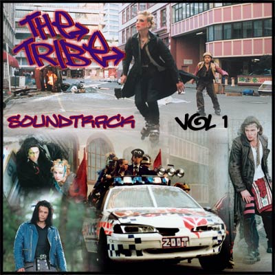 The Tribe Volume 1 Soundtrack on CD