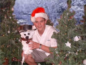 Michael Wesley Smith Jack Tribe Christmas