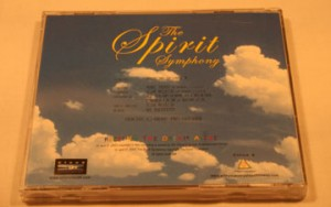Spirit Symphony Original CD Back