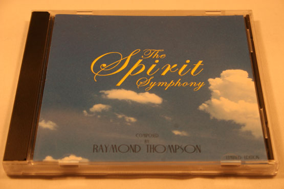 Spirit Symphony Original CD Front