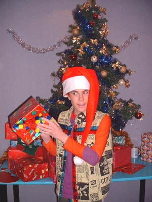 Lucas Hayward Sammy Christmas