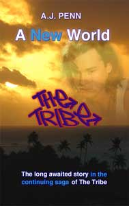 The Tribe: A New World novel cover thumbnail