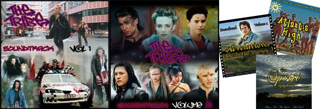 The Tribe soundtrack music albums