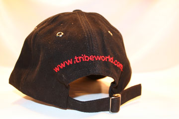 Tribe Baseball Cap Back