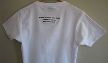 Tribe Female T-shirt Back