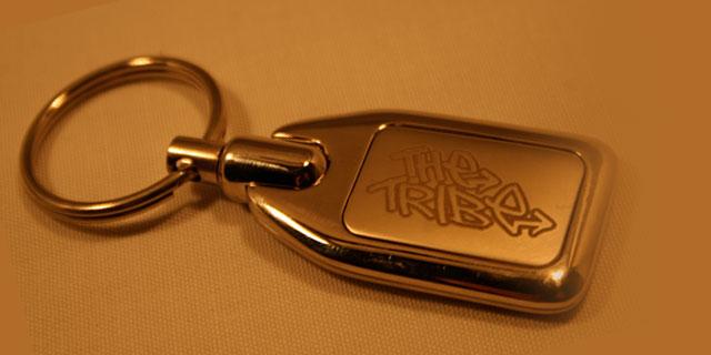 Tribe Keychain