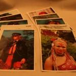 Tribe Postcard Set