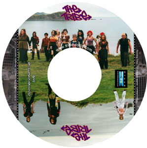 Disc of Tribe Commemorative DVD