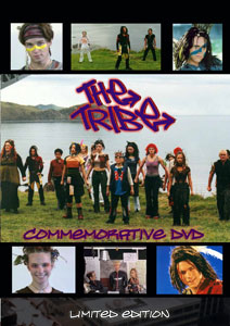 Tribe Commemorative DVD Front Cover