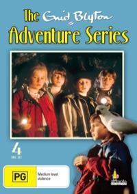 Enid Blyton Adventure Series DVD Australia