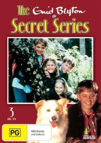 Enid Blyton Secret Series DVD Australia