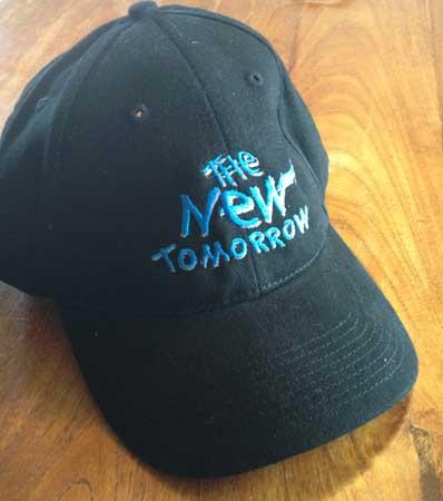 The New Tomorrow Baseball Cap front