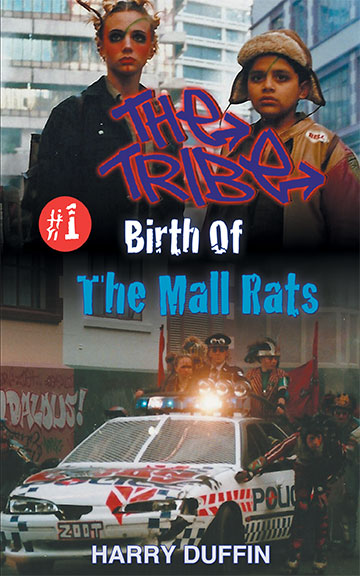 The Tribe: Birth Of The Mall Rats Harry Duffin