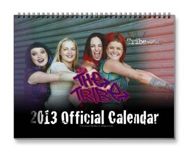 the-tribe-calendar-2013