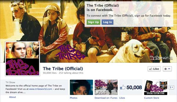 the-tribe-on-facebook