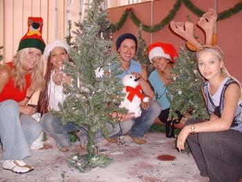 Christmas Season 5 Tribe