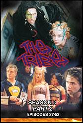 Season 3 The Tribe on YouTube